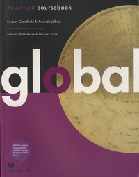 Amanda Jeffries et Lindsay Clandfield - Global Advanced - Coursebook.