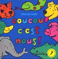 Amanda Leslie - Coucou, c'est nous !.