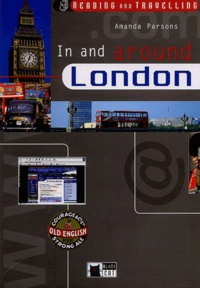 Amanda Parsons - In and around London. 1 Cédérom