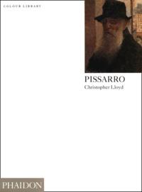 Amanda Renshaw et Christopher Lloyd - Pissaro - Edition en langue anglaise.