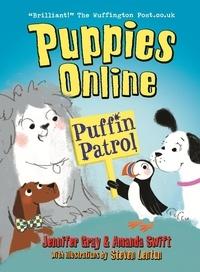 Amanda Swift et Jennifer Gray - Puppies Online: Puffin Patrol.