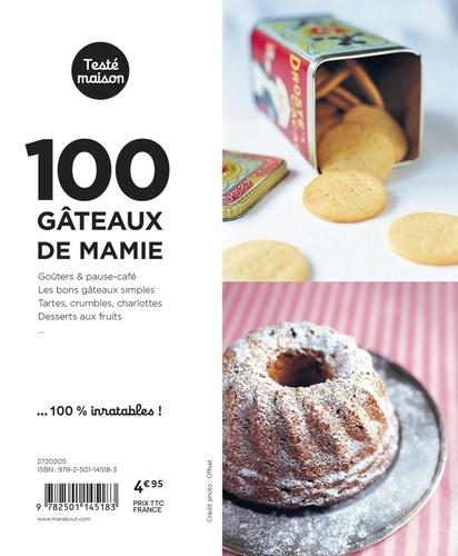 100 gâteaux de mamie