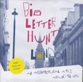 Amandine Alessandra et Rute Nieto Ferreira - Big Letter Hunt London - An Architectural A to Z Around the City.