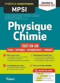 Amandine Altmayer-Henzien et Maxime Champion - Physique Chimie MPSI tout-en-un - Cours, méthodes, entraînements, corrigés.