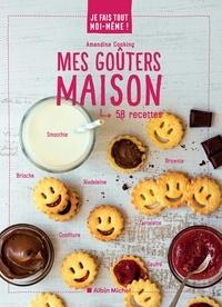 Amandine Cooking - Mes goûters maison - 58 recettes.