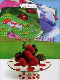 Amandine Dardenne - Découpage et collage.
