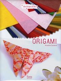Amandine Dardenne - Origami.