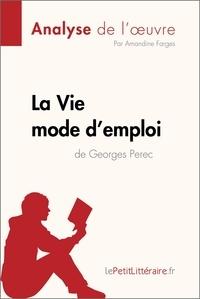 Amandine Farges et  lePetitLitteraire - La Vie mode d'emploi de Georges Perec (Analyse de l'oeuvre) - Comprendre la littérature avec lePetitLittéraire.fr.