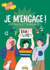 Amandine Gombault - Je m'engage ! - Portraits et témoignages.