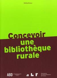 Amandine Jacquet - Concevoir une bibliothèque rurale.