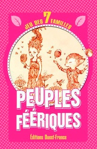 Amandine Labarre - Colorier les peuples féeriques - Sidhes, sirènes, lutins, gobelins, fées, faunes, dryades.