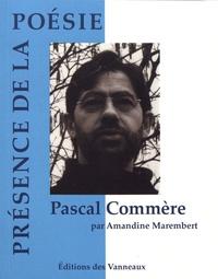Amandine Marembert - Pascal Commère.