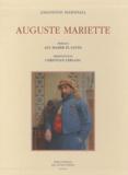 Amandine Marshall - Auguste Mariette.