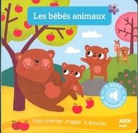 Amandine Notaert - Les bébés animaux.
