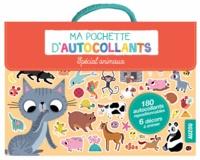 Amandine Notaert - Ma pochette d'autocollants Spécial animaux.