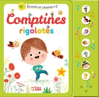Amandine Piu et Ewa Kozyra-Pawlak - Comptines rigolotes.