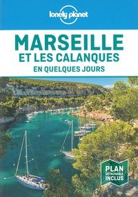 Amandine Rancoule - Marseille et les Calanques en quelques jours. 1 Plan détachable