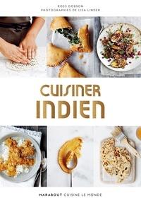 Amandip Uppal - Cuisiner indien.
