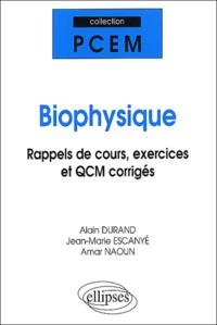 Amar Naoun et Alain Durand - .
