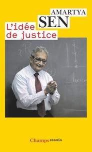 Amartya Sen - L'idée de justice.