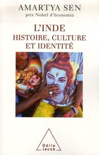 Amartya Sen - L'Inde - Histoire, culture et identité.
