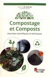 Amaury de Guardia - Compostage et composts - Avancées scientifiques et techniques.