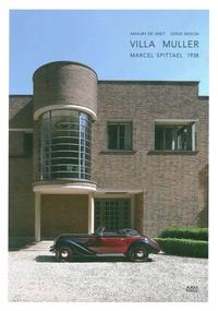 Amaury de Smet et Serge Brison - Villa Muller - Marcel Spittael 1938.