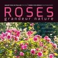 Amaury Rosa de Poullois et Pierre-Yves Nédélec - Roses grandeur nature - La collection des roses Loubert.