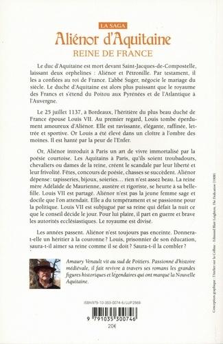 Alienor D Aquitaine Tome 2 Reine De France Amaury Venault Livres Furet Du Nord