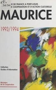 Ambassade de France - Maurice (1993-1994).