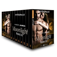 Amber James - Moonlight Bloody Lily - L'intégrale.