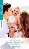 Amber McKenzie et Louisa Heaton - Un papa pour Jenny ; Sa femme idéale.