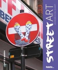 Ambre Viaud - Street Art - Un musée à ciel ouvert.