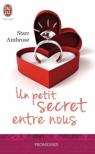Ambrose Starr - Un petit secret entre nous.