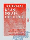 Amédée Delorme et Hermann Vogel - Journal d'un sous-officier - 1870.