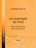 Amédée Kermel et  Ligaran - Les passages de Paris - Paris ou le Livre des cent-et-un.