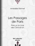 Amédée Kermel - Les Passages de Paris - Paris ou le Livre des Cent-et-Un.