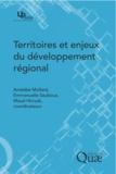 Amédée Mollard et Emmanuelle Sauboua - Territoires et enjeux du développement régional.