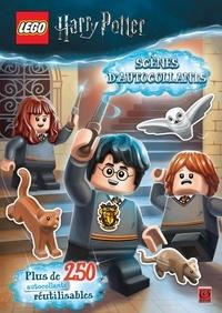 Ameet - Lego Harry Potter - Scènes d'autocollants.