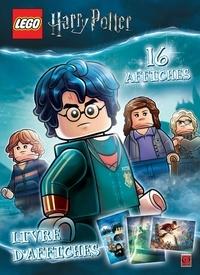 Ameet - Lego Harry Potter - Livre d'affiches.