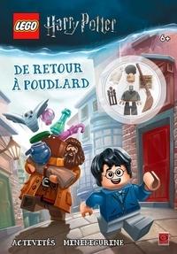 Ameet - Lego Harry Potter - De retour à Poudlard - Avec une figurine de 8 pièces.