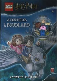 Ameet - Lego Harry Potter - Aventures à Poudlard - Avec une figurine de 8 pièces.
