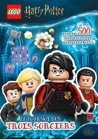Ameet - Lego Harry Potter - Le tournoi des trois sorciers. Avec plus de 500 autocollants réutilisables !.
