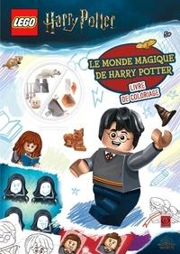 Ameet - Lego Harry Potter - Le monde magique de Harry Potter. Avec une figurine à assembler.