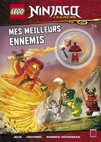 Ameet et  Lego - Lego Ninjago Legacy - Mes meilleurs ennemis. Avec une figurine à assembler.