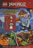 Ameet - Lego Ninjago Masters of Spinjitzu - Le ninja invaincu - Avec une figurine à assembler.