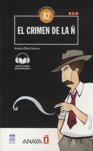 Amelia Blas Nieves - El crimen de la N.