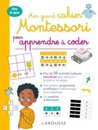 Birrascarampola.it Mon grand cahier Montessori pour apprendre à coder (sans écran) Image