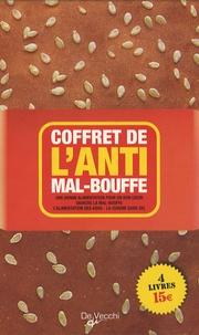Amelia Moneta et M Zugnoni - Coffret L'anti Mal-bouffe - Coffret en 4 volumes.