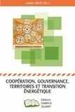 Amélie Artis - Coopération, gouvernance, territoires et transition énergétique.